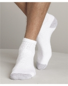 Gildan - Men's Ankle Socks