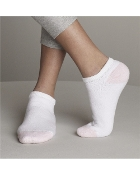Gildan - Ladies' No Show Socks