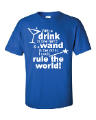 Drink,wand-Rule the World