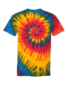 Tie-Dyed - Wave Short Sleeve T-Shirt